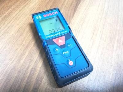 Bosch Professional レーザー距離計 GLM40
